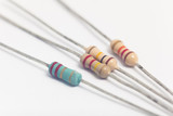 Group of electronic resistors