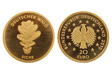 20 Euro Eiche