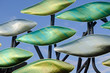 The Shoal sculpture, Stratford - 67127908