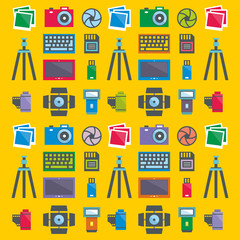 seamless pattern Photographer