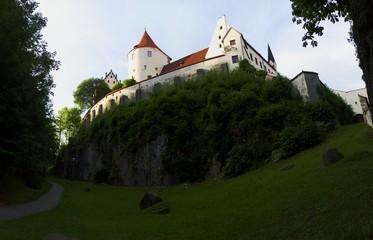 Fussen - Il castello