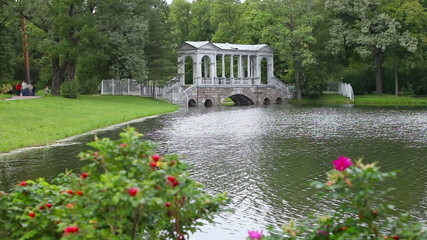 Marble (Palladian) Bridge,