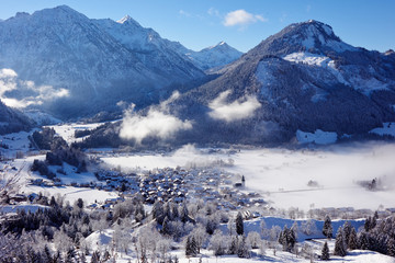 Alpental bei Bad Hindelang