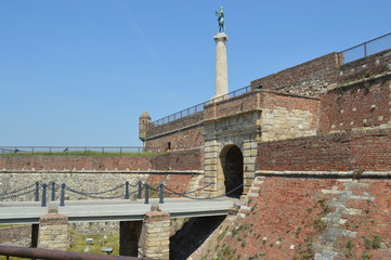 belgrade cittadella wall