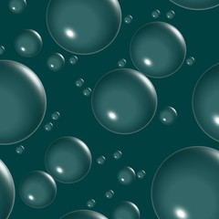 Seifenblasen abstrakt