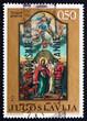 Postage stamp Yugoslavia 1970 Ascension, by Teodor D. Kracum