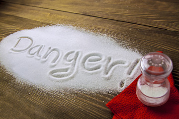 Danger of too much salt – Health Hazard