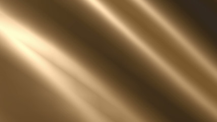Background animation of looping milk chocolate colored cloth.