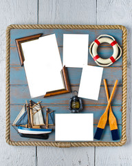 photo frame marine