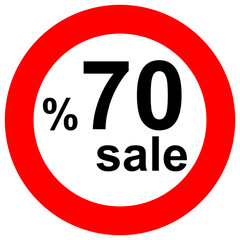 Discount traffic signs
