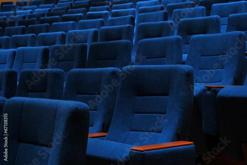 Movie Theater Seats - 67138315