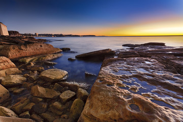 Manly Rocks 01 Rise