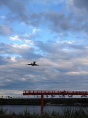 仙台空港のファイナル