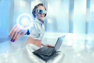 futuristic life