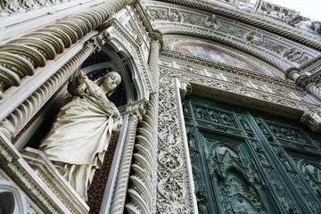 フィレンツェのドゥオモの一部