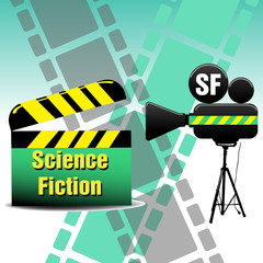 Science fiction movie