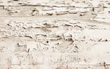 Altes Holz - Shabby chic Hintergrund - Farbe abgeblätter