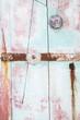 Rost und abgeblätterte Farbe: Holz alt als Hintergrund Shabby