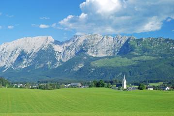 Urlaubsort Bad Mitterndorf im Steirischen Salzkammergut