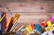 Items for children's creativity