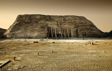 Abu Simbel / Templo