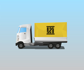Vehicle - Lorry Truck
