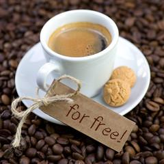 Espresso for free!