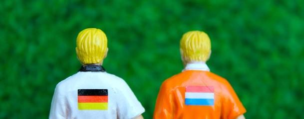 Deutschland vs Niederlande
