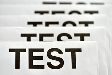 Test, Testdruck, Prüfung, Qualitätssicherung, Validation