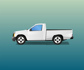Vehicle - Pickup Truck