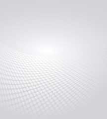 Abstract dotted halftone background, brochure cover design