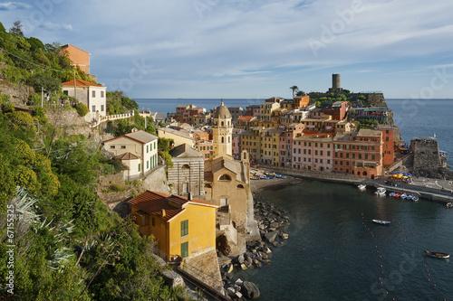 Keuken foto achterwand Antwerpen Vernazza, Cinque Terre, Italy