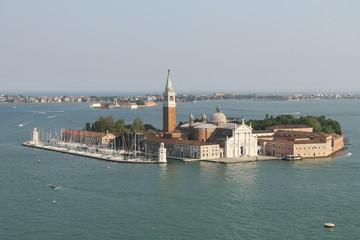The Island of San Giorgio Maggiore, Venice