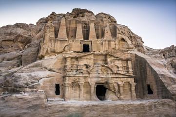 The Monastery Petra, Obelisk tomp, Jordan