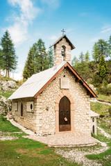 Chiesetta alpina - Monte Ortigara, Asiago