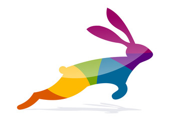 rabbit jump logo