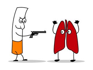 cigarrette kil you