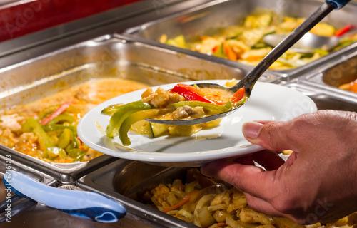 cuisine asiatique - 67161713