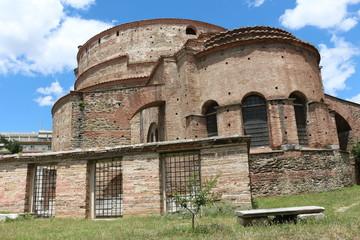 The Rotunda of Galerius, Thessaloniki, Greece