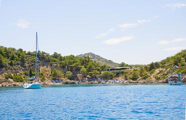 Морской пейзаж, Greece