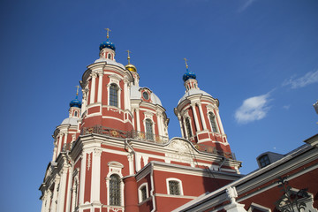 St Clement's Church, Moscow, Russia
