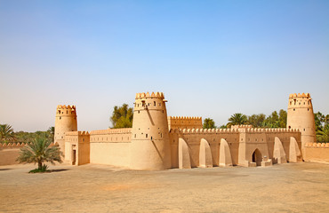 Jahili fort