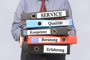 Service Qualität