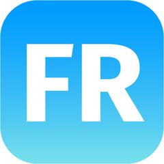 FR domain icon