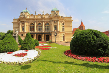 Cracow - National theater