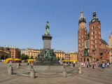 Cracow - the main place