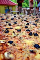 pizza familial