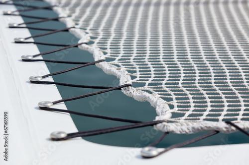 Yacht Safety Net Close Up - 67168590