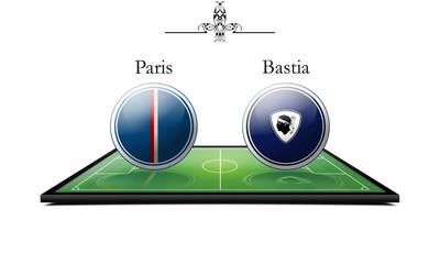 Paris vs Bastia