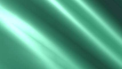 Looping animated shiny teal cloth
